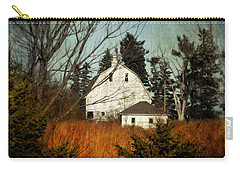 Days Gone By Carry-all Pouch by Julie Hamilton