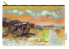Carry-all Pouch featuring the photograph Days Of Discontent by Lois Bryan