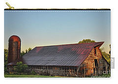 Days Of Thunder Barn Carry-all Pouch