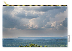 Carry-all Pouch featuring the photograph Days On The Mountain by Parker Cunningham