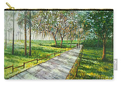 Dayspring Retreat Carry-all Pouch by Lou Ann Bagnall