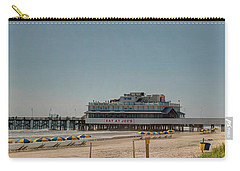 Daytona Beach Pier Pano Carry-all Pouch