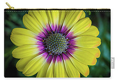 Carry-all Pouch featuring the photograph Dayzee by Keith Hawley
