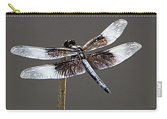 Dazzling Dragonfly Carry-all Pouch