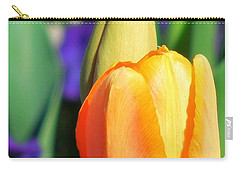 Dazzling Tulip Carry-all Pouch