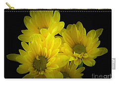 Dazzling Yellow Carry-all Pouch