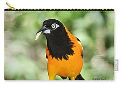 Carry-all Pouch featuring the photograph De-worm Edition 3 by Judy Kay