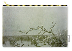 Carry-all Pouch featuring the digital art Dead In The Water by Randy Steele