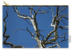 Dead Oak Tree Carry-all Pouch