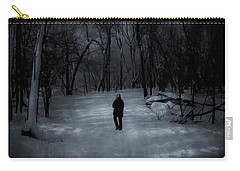 Dead Of Winter Carry-all Pouch
