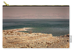 Dead Sea Coastline 1 Carry-all Pouch