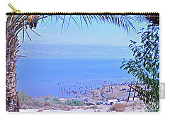 Dead Sea Overlook 2 Carry-all Pouch