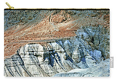 Dead Sea Scroll Caves Carry-all Pouch