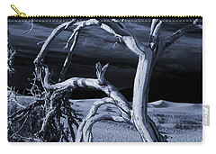 Dead Tree In Death Valley 14 Carry-all Pouch by Micah May
