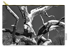 Dead Tree - Uw Arboretum - Madison - Wi Carry-all Pouch