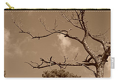 Carry-all Pouch featuring the photograph Dead Wood by Rob Hans