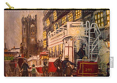 Deansgate With Tram Carry-all Pouch