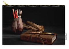 Dear Diary Carry-all Pouch
