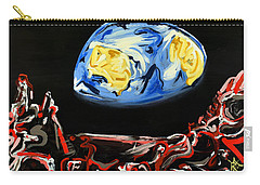 Death By Starlight Carry-all Pouch by Ryan Demaree