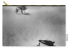 Death Valley 1990 Carry-all Pouch by Scott Norris