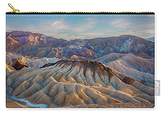 Death Valley Palette  Carry-all Pouch