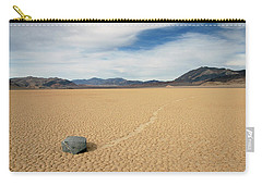 Death Valley Ractrack Carry-all Pouch
