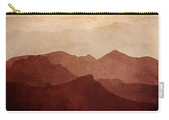 Death Valley Carry-all Pouch by Scott Norris