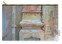 Carry-all Pouch featuring the photograph Decay by Jean luc Comperat