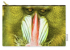 Deceiving Eye Carry-all Pouch by Steven Parker