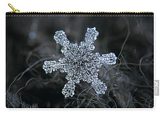 December 18 2015 - Snowflake 1 Carry-all Pouch