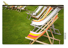 Deck Chairs Carry-all Pouch