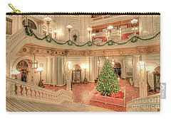 Deck The Hall Carry-all Pouch