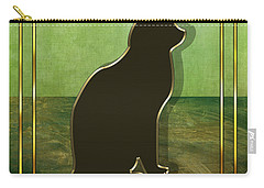 Deco Cat 1 Carry-all Pouch