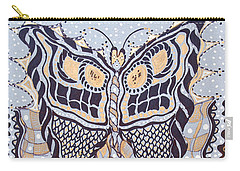 Deco Face Carry-all Pouch