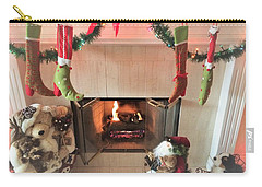 Decorated For The Holidays Carry-all Pouch