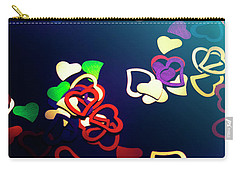 Decorations In Romance Carry-all Pouch
