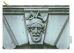 Decorative Keystone Architecture Details A Carry-all Pouch