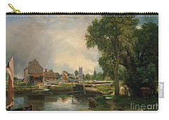 Dedham Lock And Mill Carry-all Pouch