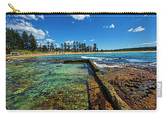 Dee Why Rock Pool Carry-all Pouch