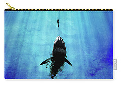 Deep Blue Sea Carry-all Pouch