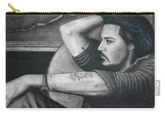 Deep Contemplation  Carry-all Pouch