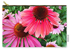 Deep Down We Are All The Same Carry-all Pouch by Beth Saffer