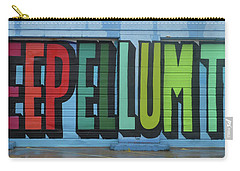 Deep Ellum Wall Art Carry-all Pouch