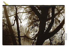 Deep In The Sequoia National Forest Carry-all Pouch by Ayasha Loya