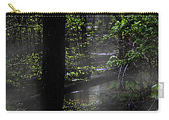 Deep In The Swamp Carry-all Pouch by Skip Willits