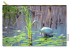 Deep In The Water Carry-all Pouch