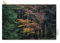 Deep In The Woods Carry-all Pouch