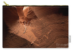 Deep Inside Antelope Canyon Carry-all Pouch