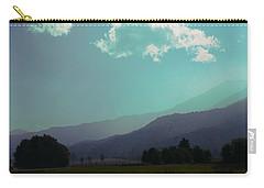 Carry-all Pouch featuring the photograph Deep Layers by Ivana Westin