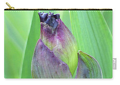 Deep Purple Promise Carry-all Pouch